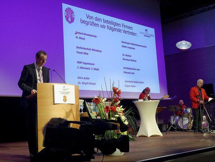 Auszug aus der Rede von Bürgermeister Jürgen Götz - Foto von BR-Online