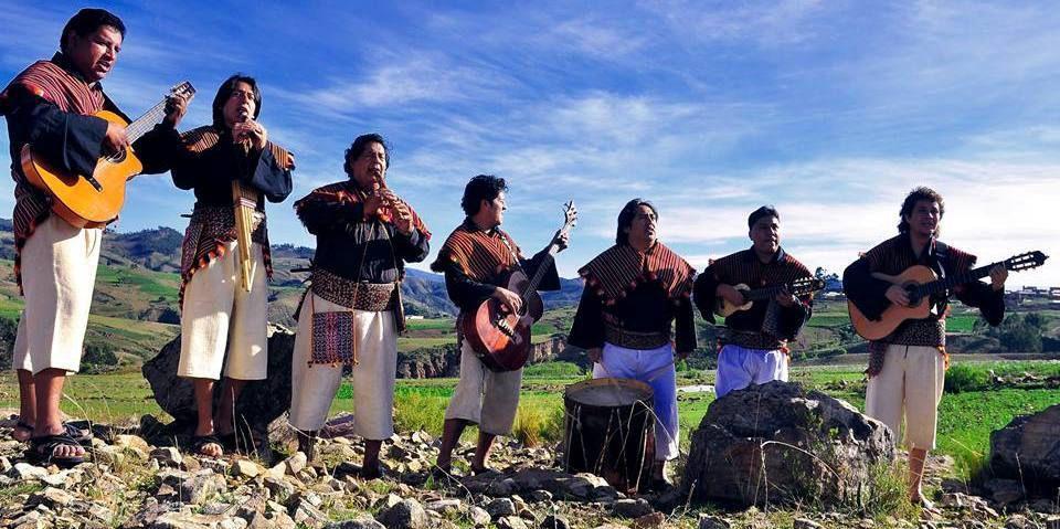 Musik aus Bolivien am 7. Juli im Gymnasium Veitshöchheim