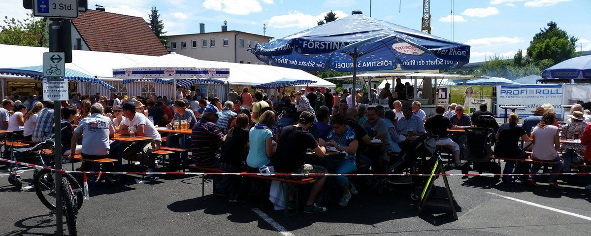 53. Makrelenfest des Veitshöchheimer Anglervereins - Nach wie vor ein Besuchermagnet