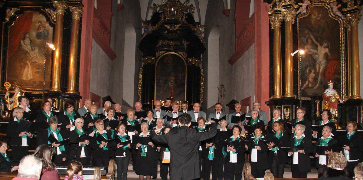 Gemischter Chor des MGV