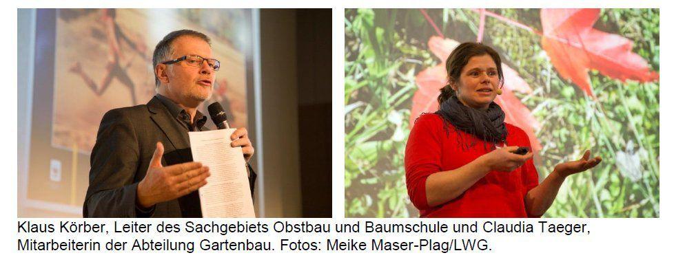 LWG-Baumschultag 2016: Klima und Markt im Wandel - Die Bäume der Zukunft wachsen schon jetzt in Veitshöchheim