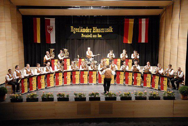 Einladung des Musikvereins Veitshöchheim zum Gala-Konzert mit der Egerländer Blasmusik Neusiedl am See am 5. November in den Mainfrankensälen
