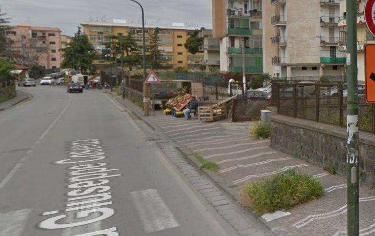 MONTI LATTARI E CASTELLAMMARE NEWS Castellammare, blitz al rione San Marco: smantellato punto vendita di frutta e verdura