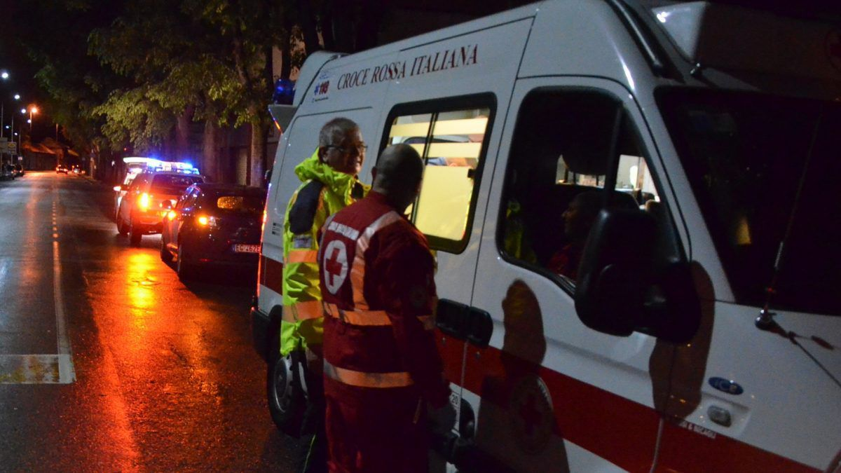 VELASCA VIMERCATE NEWS Sirene di notte a Vimercate: 27enne investito in bicicletta Le sue condizioni non sono preoccupanti