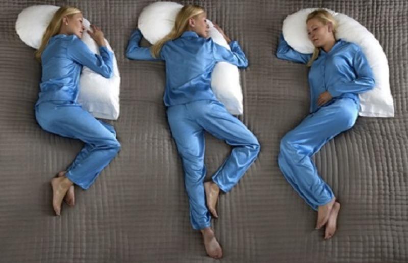 Dimmi in che posizione dormi e ti dirò chi sei!!