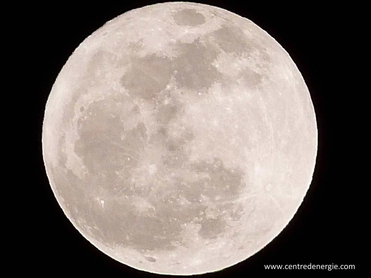 Pleine Lune - Crédit photo Corine Madelain