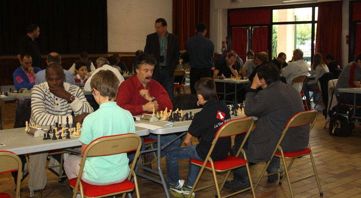 2014 - Tournoi des écoles primaires Toulon - Vallée du Gapeau - Coupe Loubatière et 2ème Rapide de Hyères