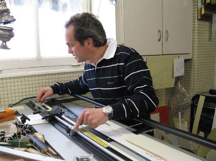 L'Art'hisan du cadre à La Chartre-sur- le-Loir dans la Sarthe