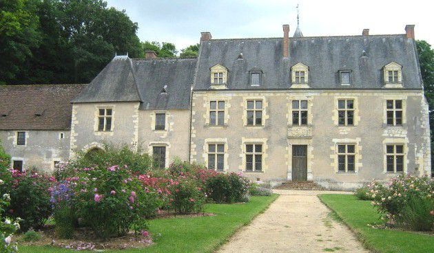 Le manoir de la Possonnière