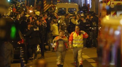 A Paris le 13 novembre