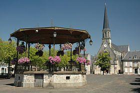 Montoire, une agréable petite ville de quelque 4 000 habitants