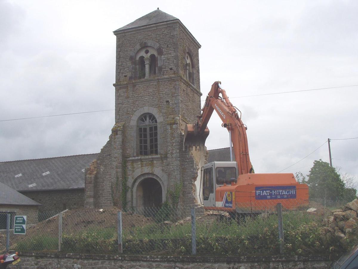 Faute de moyens pour les réparer, certaines églises doivent être détruites