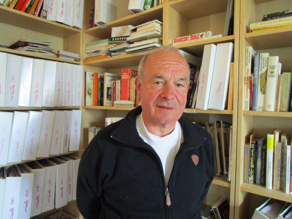 Patrick, le chef du Resto Tipico