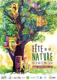 Fête de la Nature  en mai