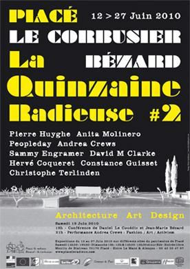 Association Placé le Radieux Bézard Le Corbusier