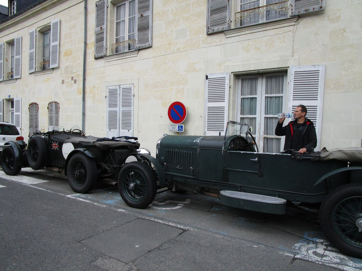 Une Bentley 1928
