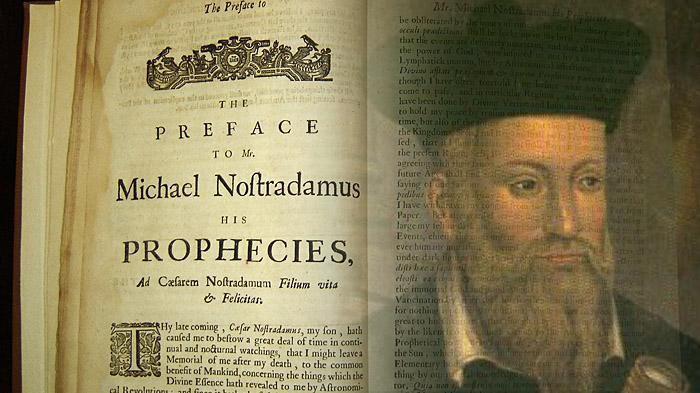 Nostradamus, mage de Catherine de Médicis
