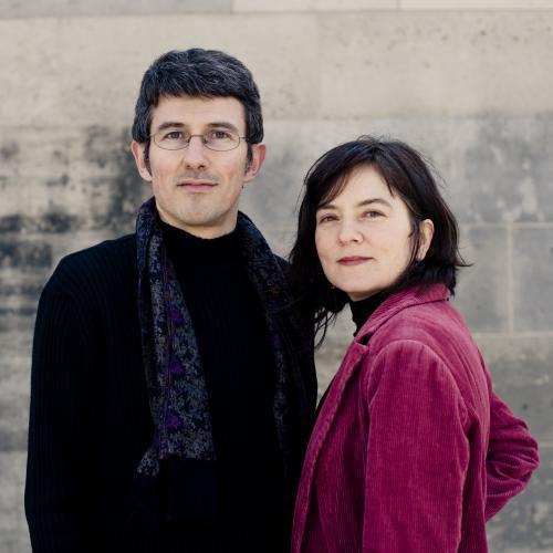Florence Bolton et Benjamin Perrot
