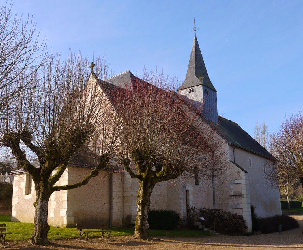 Fontaine-les-Coteaux dans le Loir-et-Cher est un village proche de Montoire