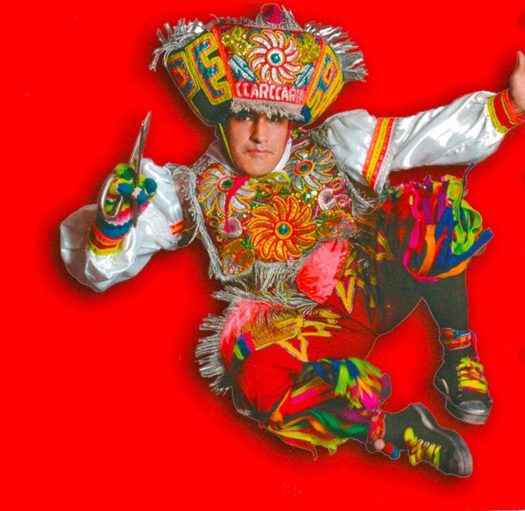 Les danseurs de ciseaux du Pérou