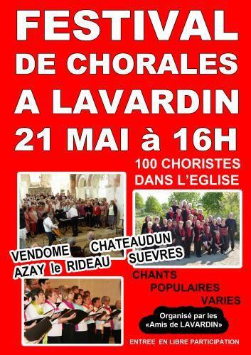 """Lavardin, l'un des """"Plus beaux villages de France"""""""