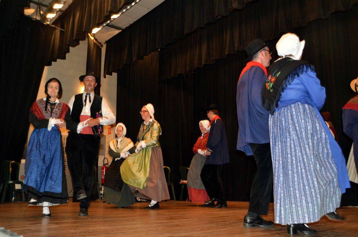 Un festival folklorique réussi malgré les impondérables du temps.