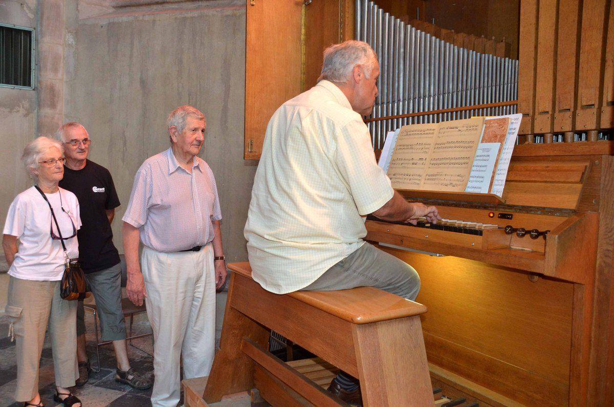 Les séances consacrées aux orgues font école.