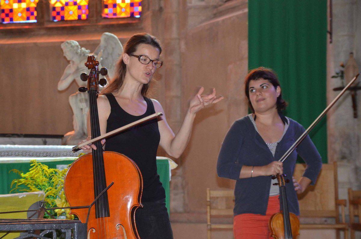 Motet, suites et fin aux mercredis de « Présence de l'orgue ».