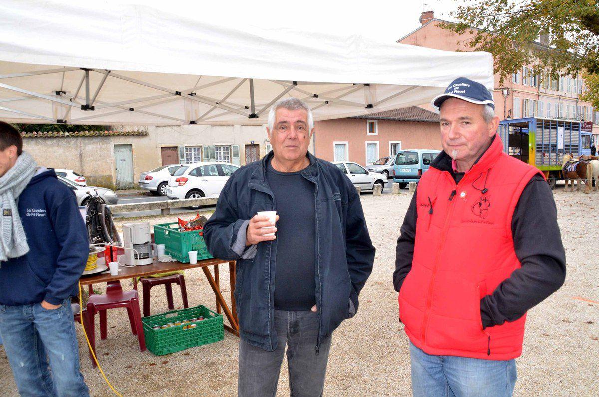 Foire-braderie de la Saint-François : La foule des grands jours, mais peu d'acheteurs.