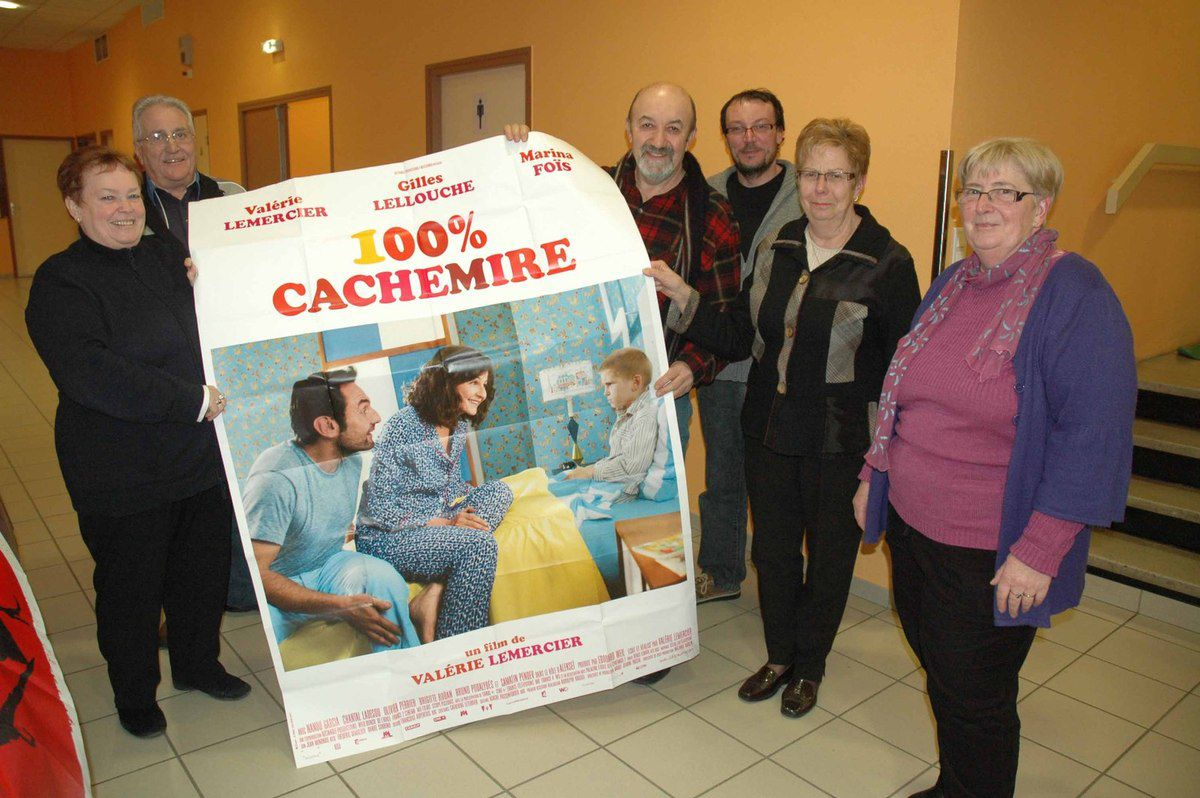 Jean Porcheret est depuis plus de 20 ans monsieur cinéma à SLC.