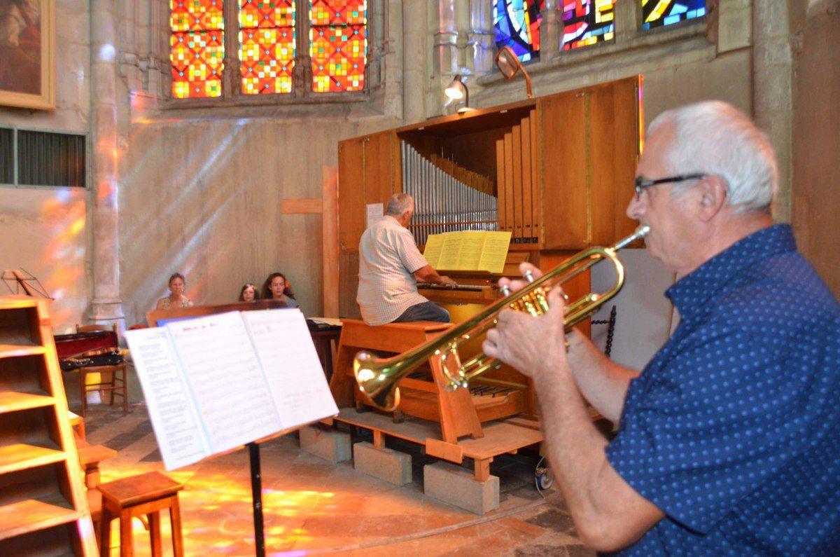 Les Amis des orgues de Pont-de-Vaux organisent un grand concert dimanche à l'église.