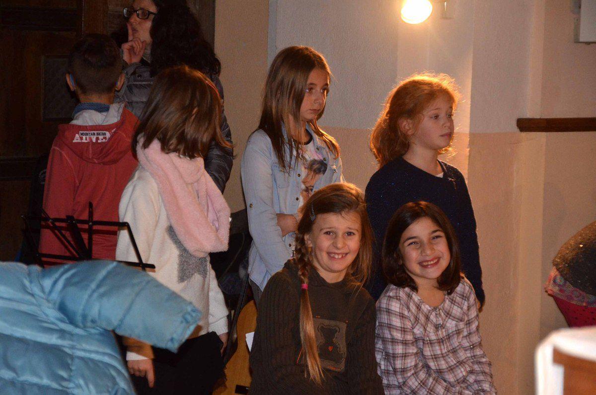 Une audition outre Saône des élèves de l'AIAMA.
