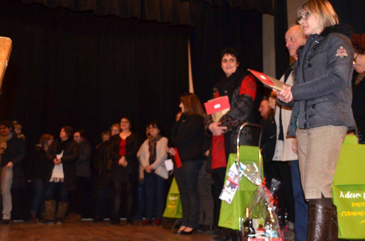 Le jeu de Noël de l'UCAP a fait 123 gagnants.