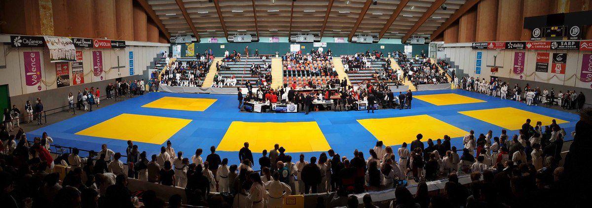 Matis Goujon obtient de haute lutte une qualification pour les Championnats de France Cadets.