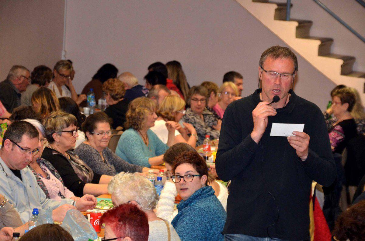 Le loto du comité des fêtes a battu un record de participation.