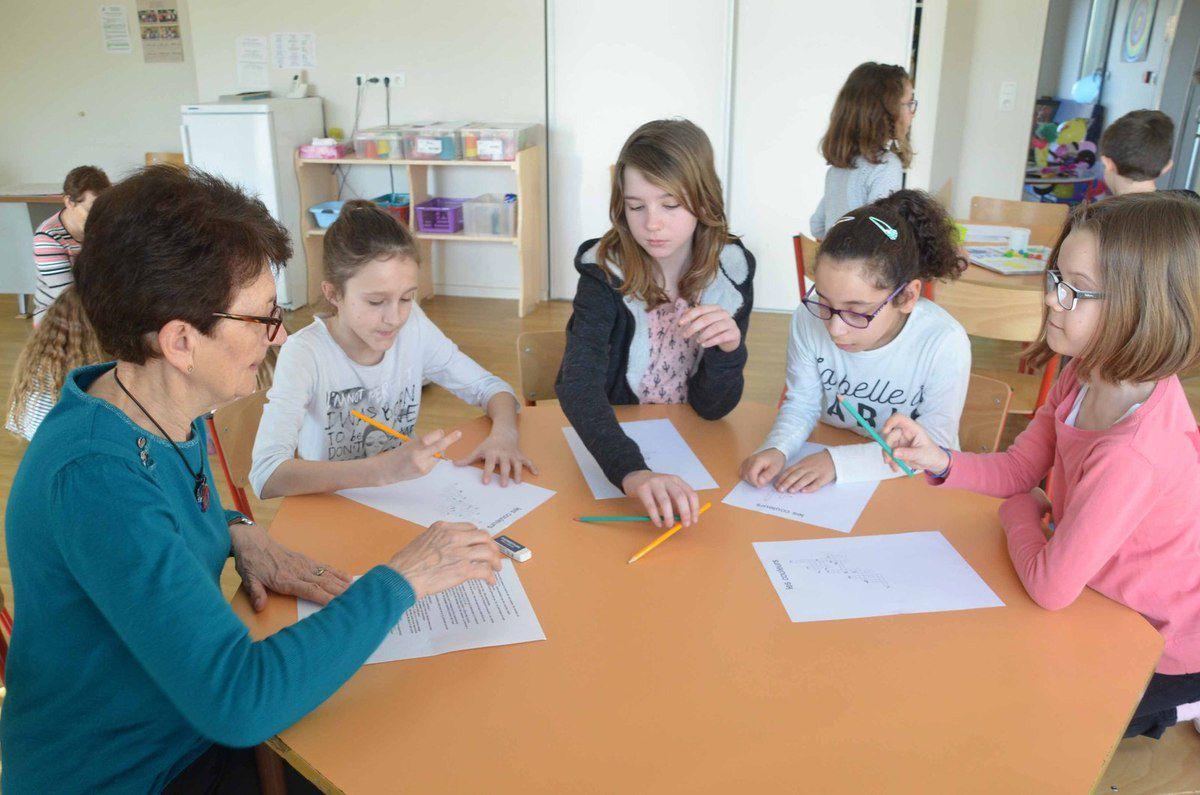 L'animation trimestrielle à la Bibliothèque municipale a réuni 25 enfants.