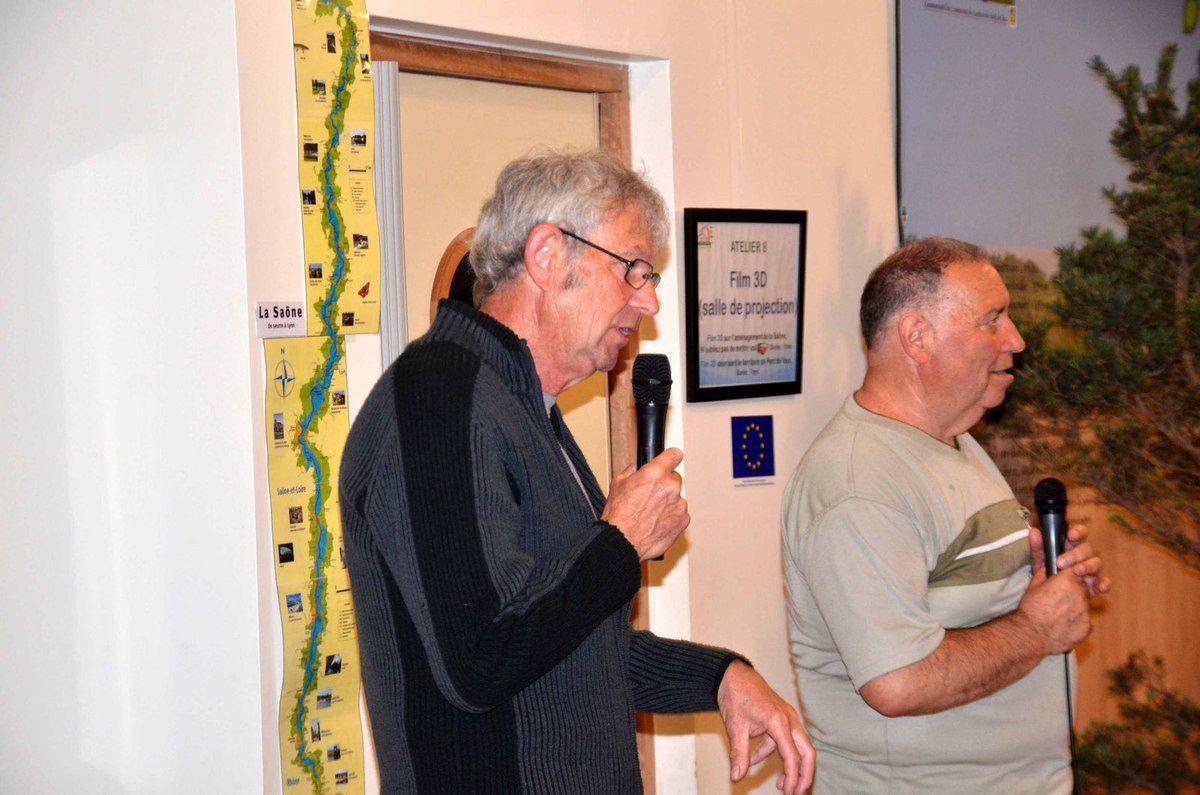 La semaine des alternatives aux pesticides a réuni plus de 150 personnes à la Maison de l'eau et de la nature.
