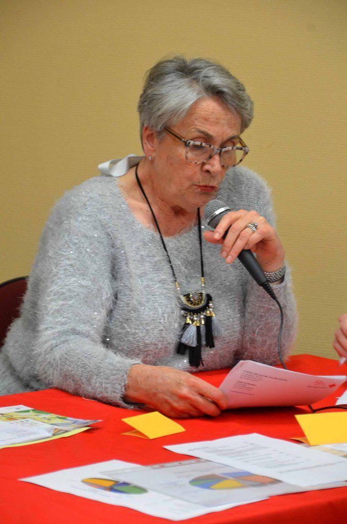 L'unité locale de la Croix rouge joue localement un rôle social de premier plan.