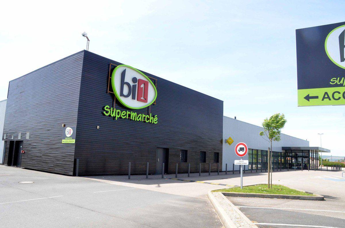 Le supermarché Atac devient Bi1.