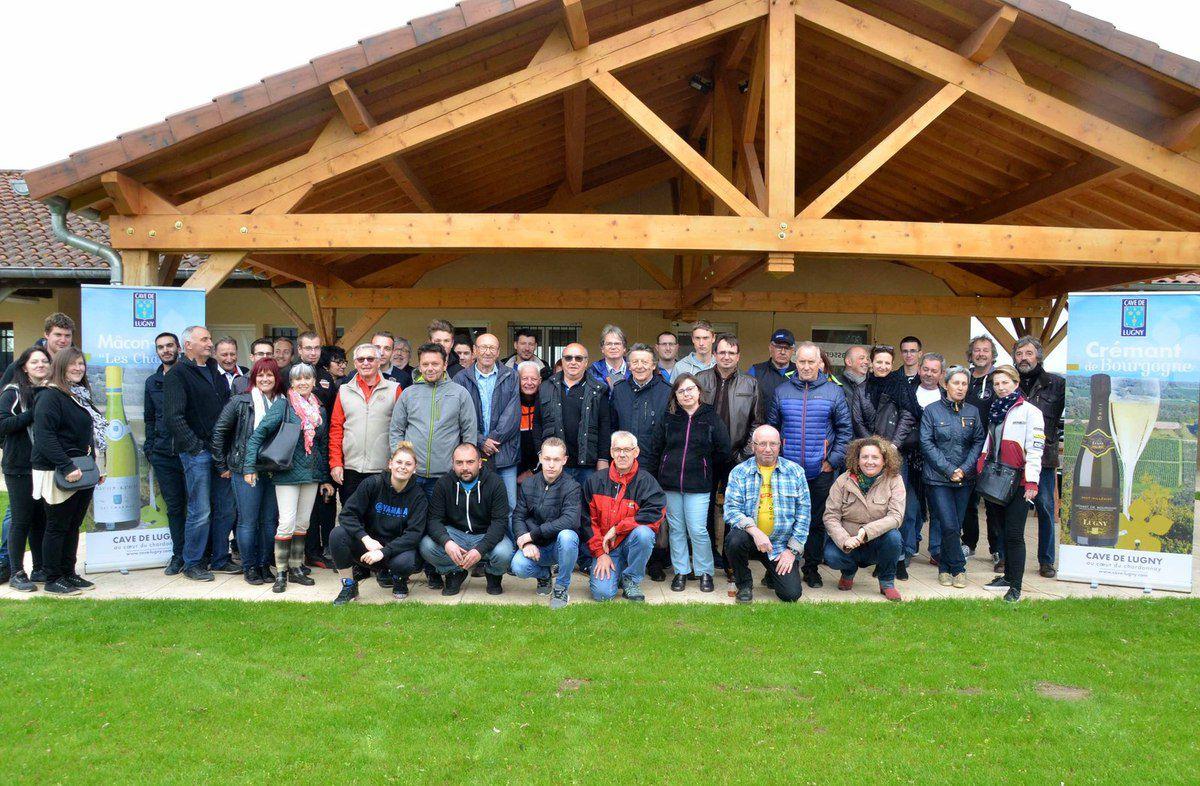L'organisation du Mondial du quad remercie ses bénévoles.