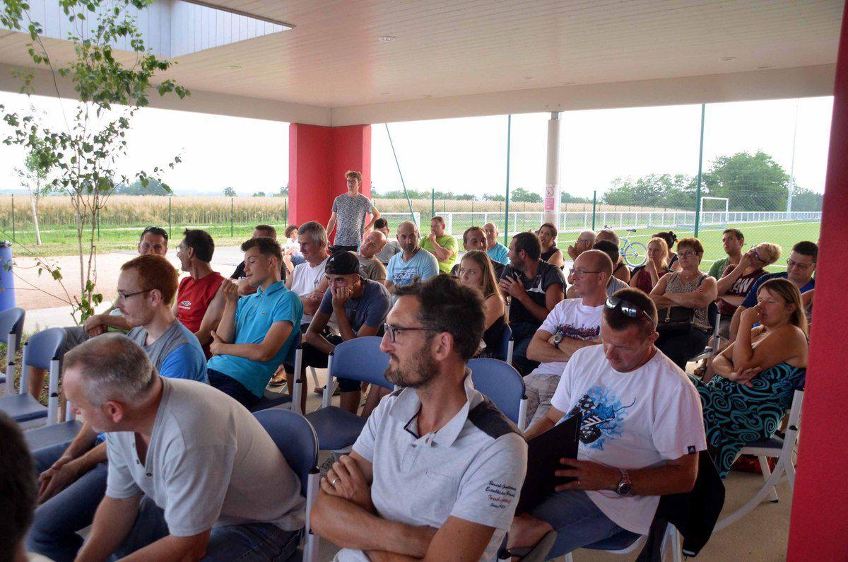 L'USBP renforce ses rangs avec l'arrivée de jeunes footballeurs de l'ASSER.