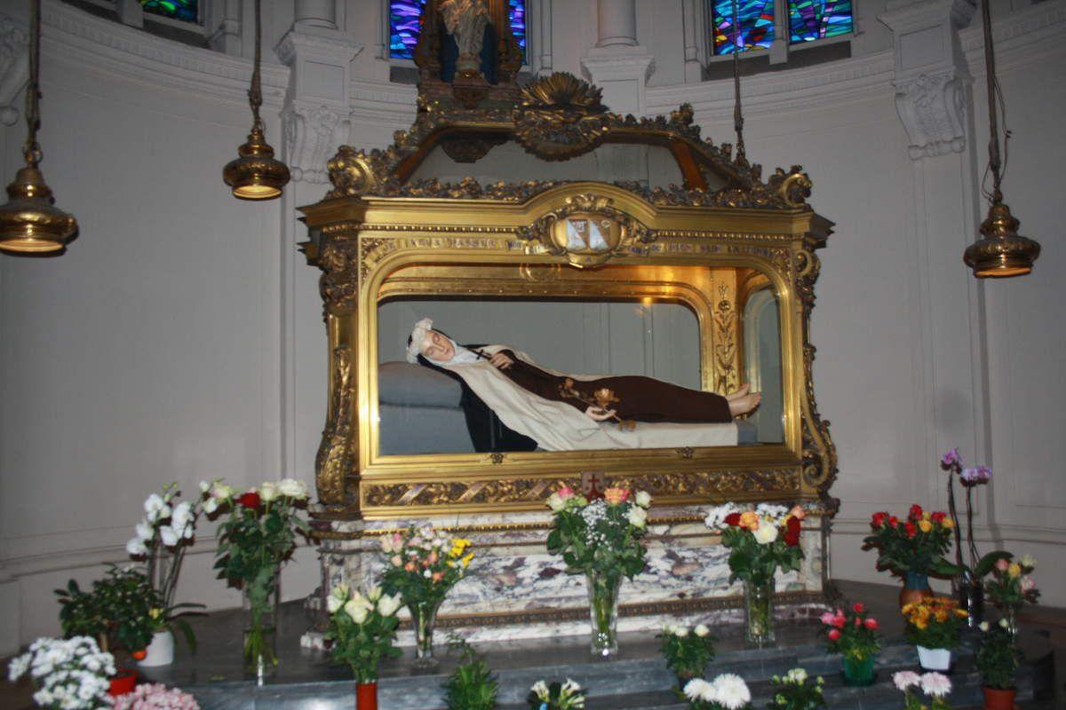 Sur les pas de Ste Thérèse et de ses bienheureux parents