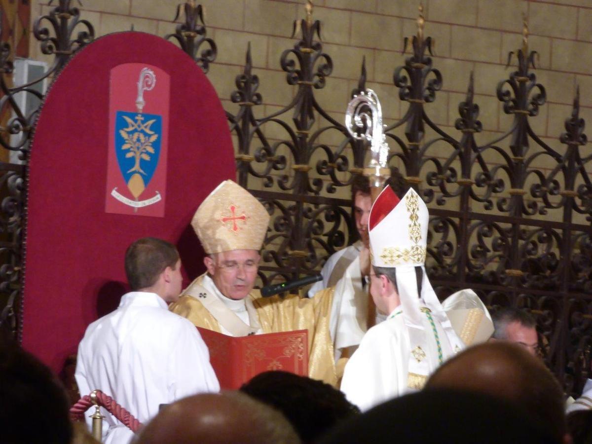 Ordination épiscopale de Mgr Laurent Camiade