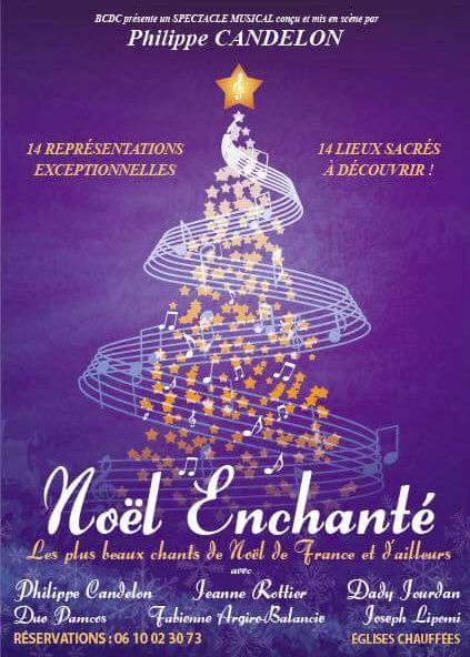 NOEL ENCHANTÉ   -  2016