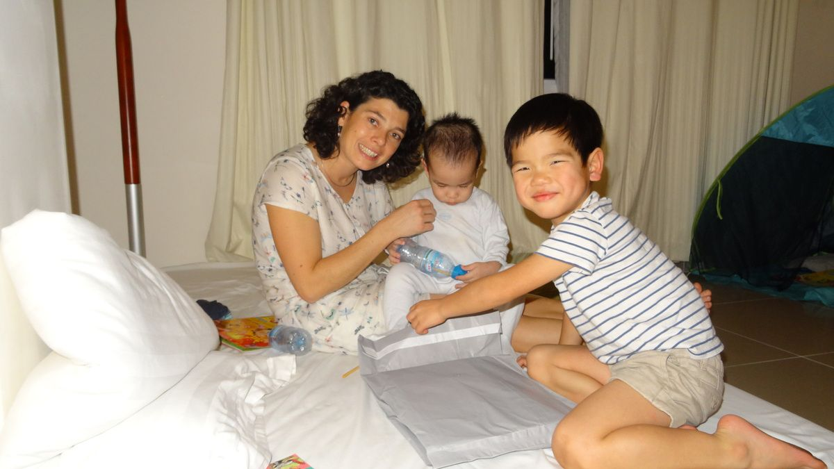 Notre rencontre avec achille adoption de nos enfants du - Cadeau pour son frere ...
