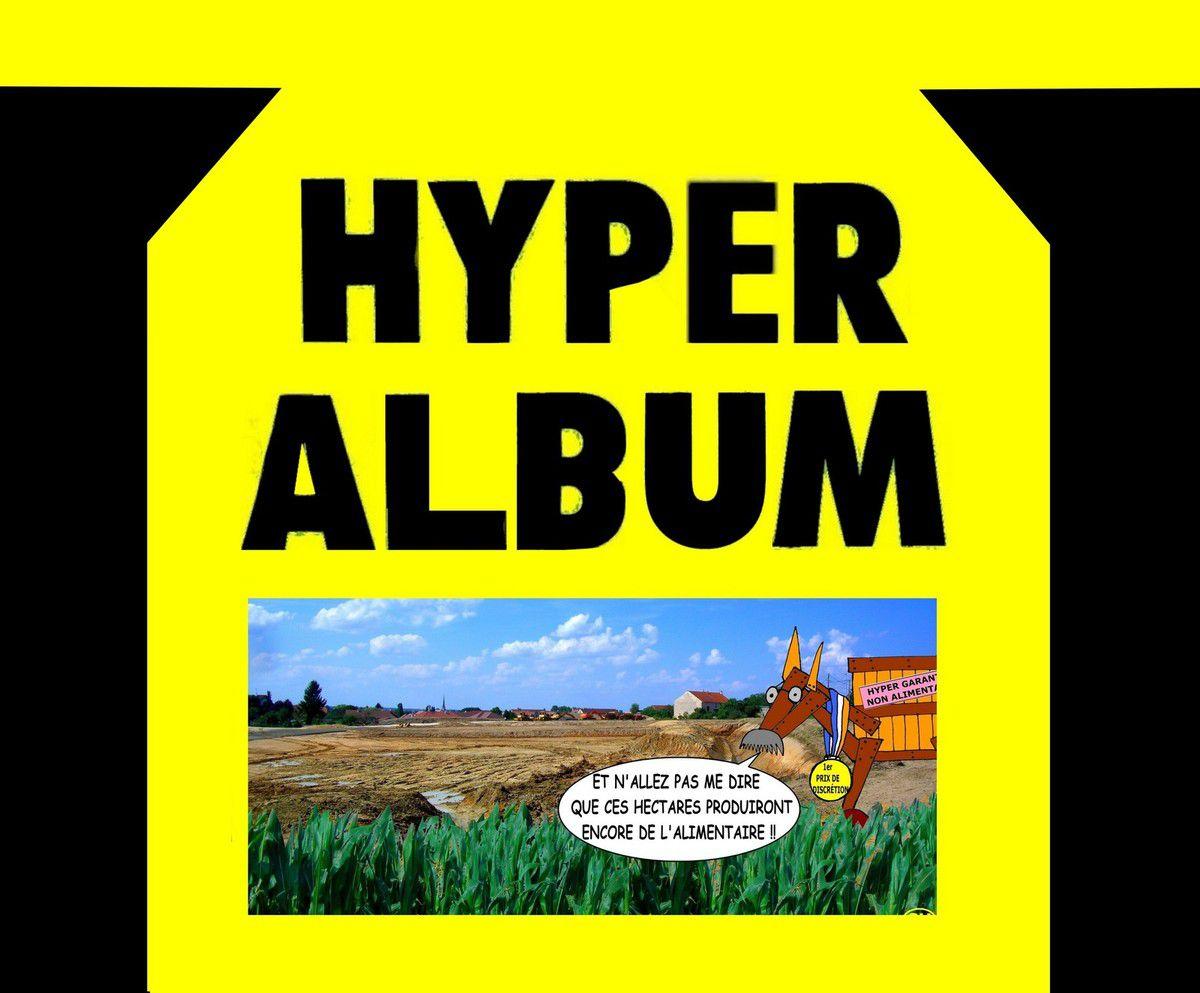 HYPER-ALBUM PRESENTATION - du 11 JUIN 2015 (J+2367 après le vote négatif fondateur)