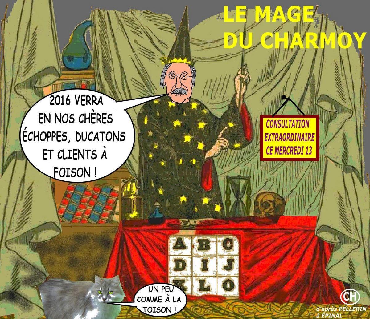 Auxonne Leclerc Langlois Le Mage du Charmoy
