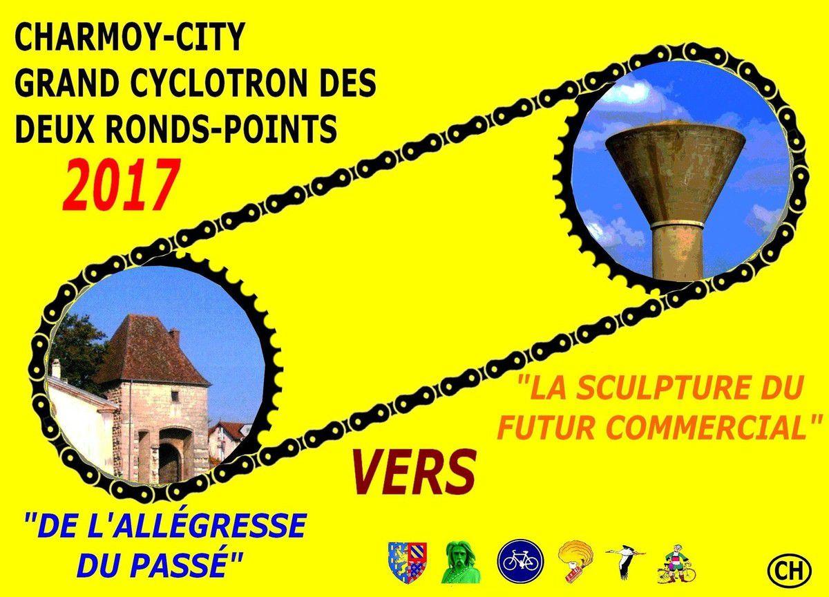 Charmoy-City Grand cyclotron 2017