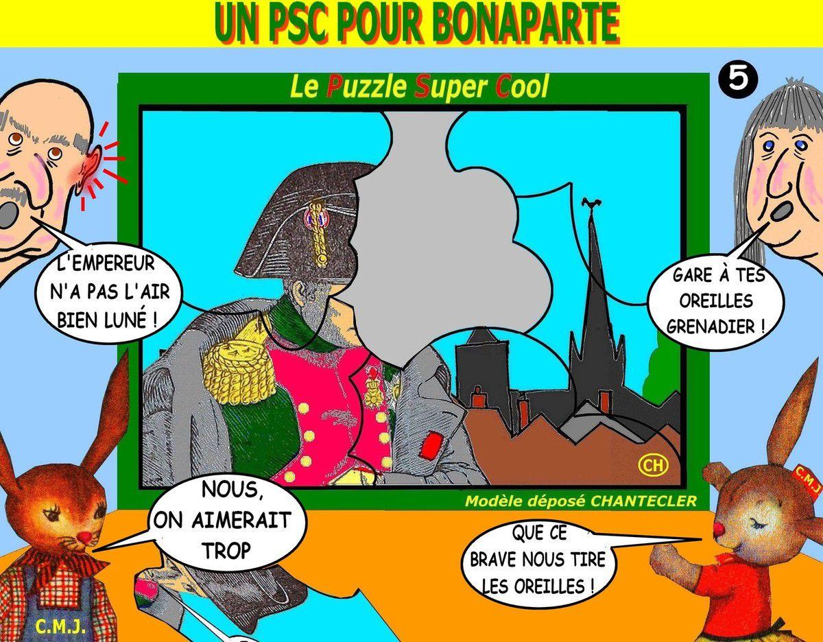 Charmoy-City, un PSC pour Bonaparte, épisode 5