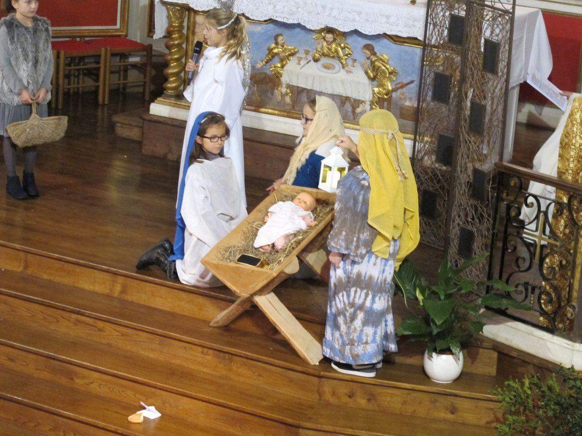 La Messe de NOËL à Ahetze